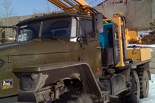 Буровая машина УРБ-2А2